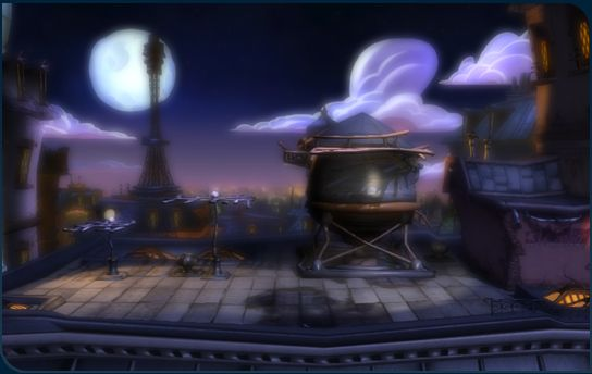 Paris (Sly Cooper)